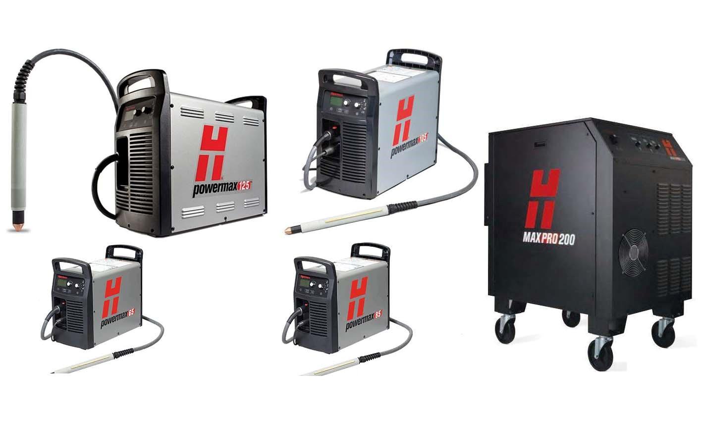 przecinarki plazmowe hypertherm powermax